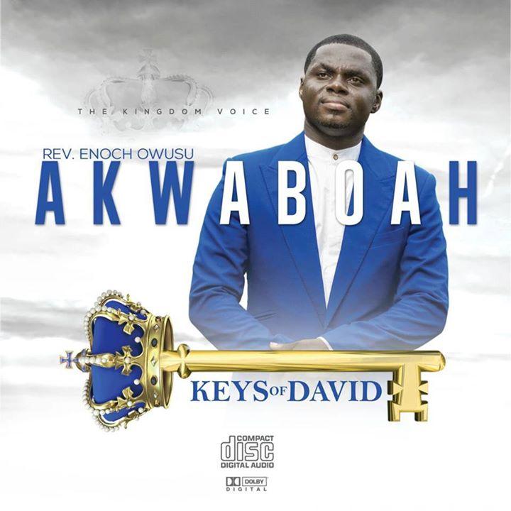 Keys of David by Rev. Enoch Akwaboah Jnr (Mp3) c1edeb5746c1d7c441e2a33812ec4816