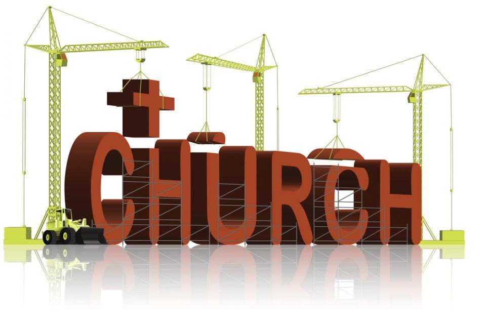 WORD24/7 INSPIRATIONS: BUILDING THE CHURCH 2 build church 960x640