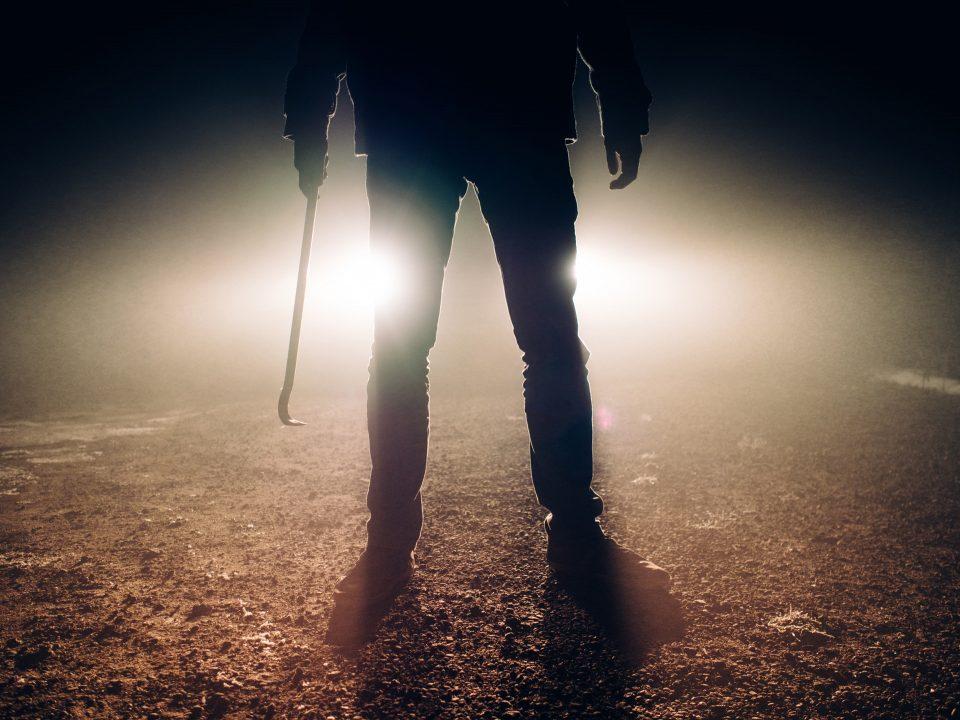 Nabal's Bad Attitude (Beware Christians) road man lights legs 960x720