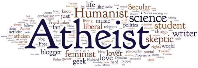 CHURCH STREET; Loving An Atheist Atheist