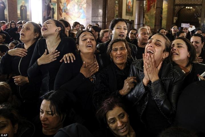 Islamist Terrorists Ambush, Kill Seven Christians near Monastery in Egypt Islamist Terrorists Ambush Kill Seven Christians near Monastery in Egypt
