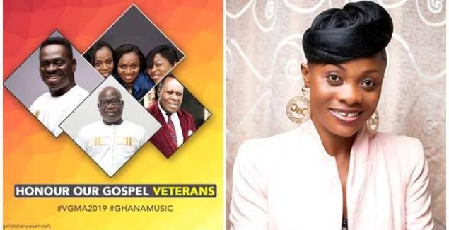 Honour our Gospel Veterans – Evangelist Diana Asamoah to VGMA Honour our Gospel Veterans Evangelist Diana Asamoah to VGMA