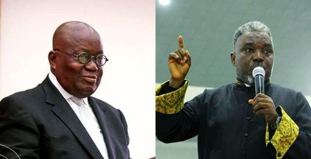 [object object] Why I Pray for Akufo-Addo Always – Prophet Francis Kwateng Prophet Francis Kwateng Nana Addo