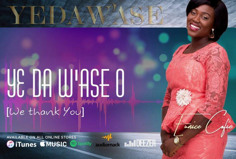eunice cofie Eunice Cofie releases debut single 'Yeda W'ase' Eunice Cofie