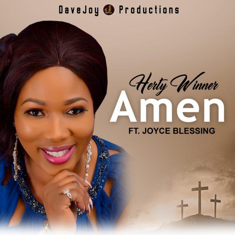 joyce blessing US based Herty Winner Releases 'AMEN' featuring Joyce Blessing [Audio + Video] Herty Winner