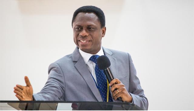 Profile of Apostle Eric Kwabena Nyamekye, Chairman of the Church of Pentecost Apostle Eric Nyamekye